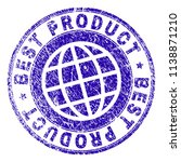 best product stamp print with... | Shutterstock .eps vector #1138871210