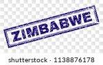 zimbabwe stamp seal imprint... | Shutterstock .eps vector #1138876178