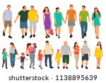 vector  isolated  fashion... | Shutterstock .eps vector #1138895639
