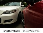 car crash on the road  wait... | Shutterstock . vector #1138937243