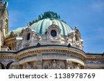 palais or opera garnier   the... | Shutterstock . vector #1138978769