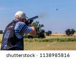 rugby warwickshire uk 07 07... | Shutterstock . vector #1138985816