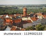 panoramic view of chelmno.... | Shutterstock . vector #1139002133