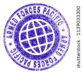 armed forces pacific stamp... | Shutterstock .eps vector #1139033300