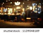 background restaurant  ...   Shutterstock . vector #1139048189