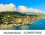 st thomas  us virgin islands... | Shutterstock . vector #1139057456