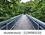 trace of railway line of japan... | Shutterstock . vector #1139083133