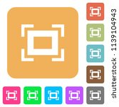 full screen flat icons on... | Shutterstock .eps vector #1139104943