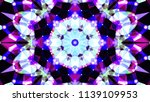 geometric design  mosaic of a... | Shutterstock .eps vector #1139109953