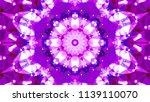 geometric design  mosaic of a... | Shutterstock .eps vector #1139110070