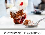 slice of delicious homemade... | Shutterstock . vector #1139138996