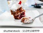 slice of delicious homemade... | Shutterstock . vector #1139138999