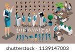 isometric vintage background ...   Shutterstock .eps vector #1139147003