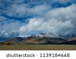 western mongolia. the endless... | Shutterstock . vector #1139184668