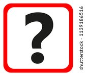 question mark sign icon. help... | Shutterstock .eps vector #1139186516