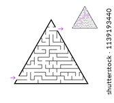 A Triangular Labyrinth  A...
