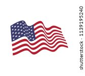 united states of america... | Shutterstock .eps vector #1139195240
