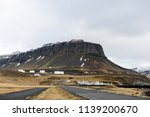 road and mountain view en route ... | Shutterstock . vector #1139200670