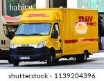 d sseldorf germany june 07 2018 ... | Shutterstock . vector #1139204396