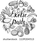 vector illustration  set of... | Shutterstock .eps vector #1139204513