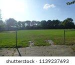 dutch soccer field and sports... | Shutterstock . vector #1139237693