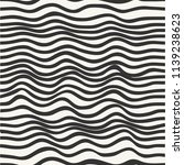 seamless wave abstract pattern .... | Shutterstock .eps vector #1139238623
