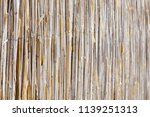 the texture of the dry reeds. a ...   Shutterstock . vector #1139251313