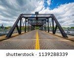 the grand avenue bridge over... | Shutterstock . vector #1139288339