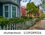 houses in new haven  connecticut | Shutterstock . vector #1139289026