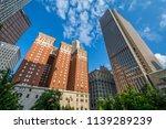 buildings in downtown... | Shutterstock . vector #1139289239