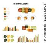 infographic elements  report...   Shutterstock .eps vector #1139352926