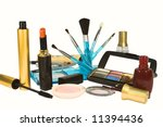 cosmetic products | Shutterstock . vector #11394436