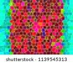 abstract pattern   modern...   Shutterstock . vector #1139545313