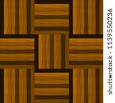 wood seamless texture with new... | Shutterstock .eps vector #1139550236