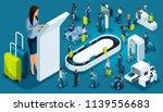 isometric set 2  international... | Shutterstock .eps vector #1139556683