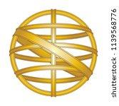 symbol vintage navigation... | Shutterstock .eps vector #1139568776