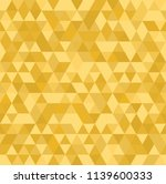 gold mosaic abstract seamless... | Shutterstock .eps vector #1139600333