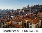 porto view portugal | Shutterstock . vector #1139669243