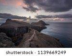san lorenzo madeira portugal | Shutterstock . vector #1139669249