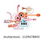Music Festival Vector Poster...
