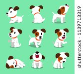 Cartoon Character Jack Russell...