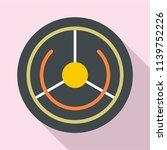 futuristic aim target icon....