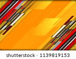 abstract background design with ... | Shutterstock .eps vector #1139819153