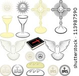 Symbols Of The Christian...