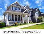 beautiful new contempory... | Shutterstock . vector #1139877170