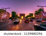 paris  france   july 2  2017 ...   Shutterstock . vector #1139880296