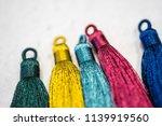 chinese handmade tassel | Shutterstock . vector #1139919560