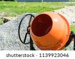 Photo Concrete Mixer Installed...