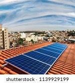 Photovoltaic Power Plant On Th...