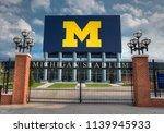 ann arbor  michigan usa   july... | Shutterstock . vector #1139945933